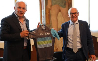 AIRace and the University of Udine to ride alongside