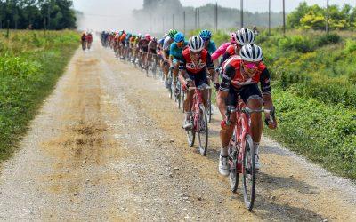 Adriatica Ionica Race, das Datum steht: 15. bis 17. Juni